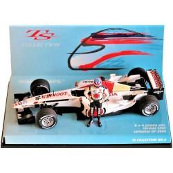 BAR HONDA 005 Takuma SATO Japan GP 2003
