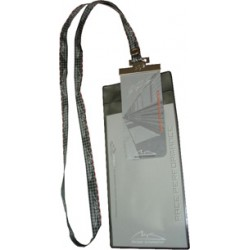 lanyard with ticket holder