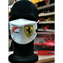 Masque 2 couches Ferrari