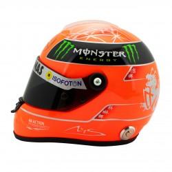2012 Michael SCHUMACHER mini helmet