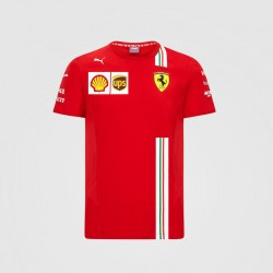 Ferrari Kids Replica Team Tee