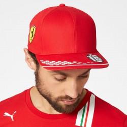 Ferrari Leclerc Replica Cap
