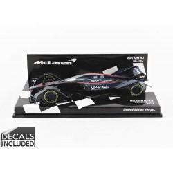 McLaren MP4-X Concept Car 2015