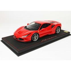 Ferrari F8 Tributo rosso corsa