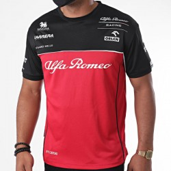 T-Shirt Alfa Romeo Team