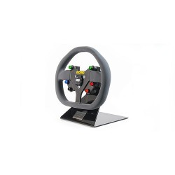 Benetton Renault B195 Steering-wheel 1/2