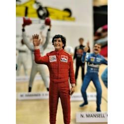 Figurine Alain PROST / Ferrari