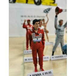 Ayrton SENNA McLaren figurine