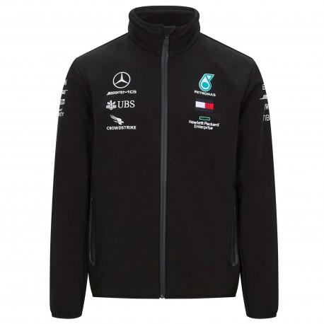 Veste Softshell Mercedes F1 Team
