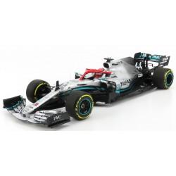 Mercedes F1 W10L.Hamilton ,vainqueur du GP de Monaco 2019