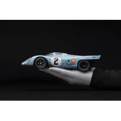 Porsche 917K, vainqueur des 24hrs Daytona 1970, race weathered