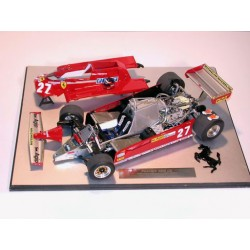 Ferrari 126CK G.Villeneuve, GP de Monaco 1981
