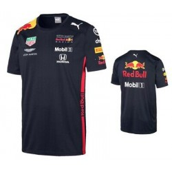 T-Shirt Team Red Bull Racing