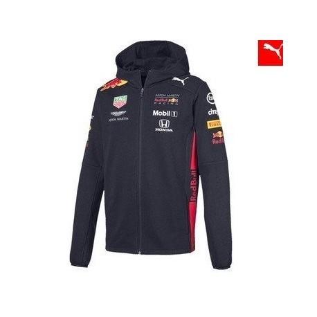 Sweatshirt avec capuchon Red Bull Racing