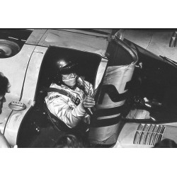 Photo Steve McQueen / Le Mans film 1968 (Nr. 20)