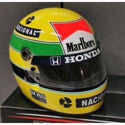 Ayrton Senna McLaren replica helmet