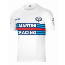 Martini Racing Tee, white