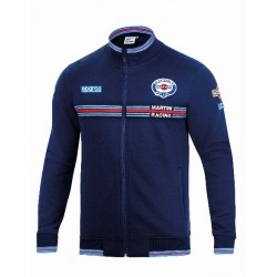 Martini Racing Sweatshirt tirette complète