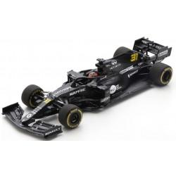 Renault RS20 E.Ocon + D.Ricciardo Barcelona Test 2020