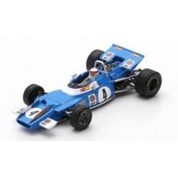 Matra MS80 Jackie Stewart, vainqueur du GP des Pays Bas 1969