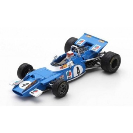 Matra MS80 Jackie Stewart winner Netherlands GP 1969