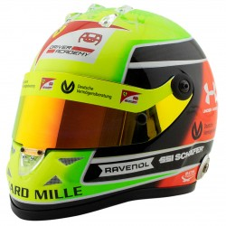 2020 Mick Schumacher 1/2 scale mini helmet
