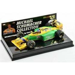Benetton Ford B193B Michael Schumacher