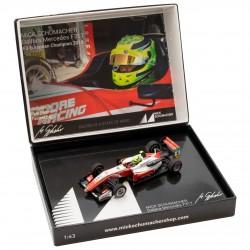 2018 Dallara Mercedes F317 Mick Schumacher European F3 Champion