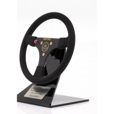 Lotus Renault 97T Ayrton SENNA 1/2 scale steering-wheel