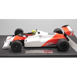 McLaren Ford MP4/1C Ayrton Senna Test