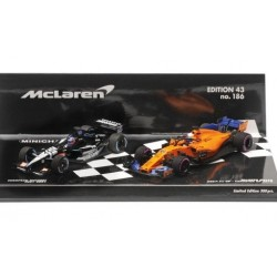 Alonso 300ème GP Set avec 2 miniatures