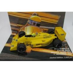 Lotus Honda 99T Ayrton SENNA