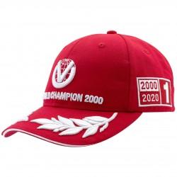 Michael SCHUMACHER World Champion 2000 ltd. edition Cap