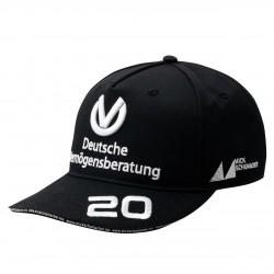 2020 Mick SCHUMACHER Cap, black