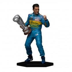 Figurine Michael SCHUMACHER 1995 échelle 1/10