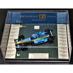Renault R25 Fernando Alonso Champion du Monde 2005