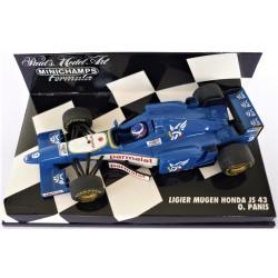 Ligier Mugen Honda JS43 Olivier PANIS