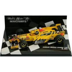 Jordan Mugen Honda 198 Damon HILL