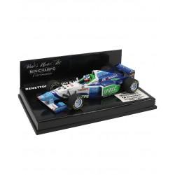 Benetton Renault B196  Jean Alesi GP de Belgique 1996