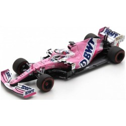 Racing Point RP20 Sergio Perez, 6ème au GP de Styrie 2020
