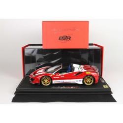 Ferrari 488 Pista Spider Lauda Edition
