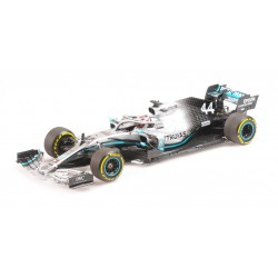 Mercedes F1 W10 L.Hamilton GP d'Allemagne 2019