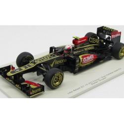 Lotus E21 R. Grosjean, GP d'Australie 2013