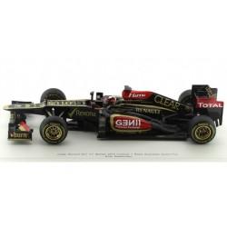 Lotus E21 Kimi Räikkönen, vainqueur du GP d'Australie 2013