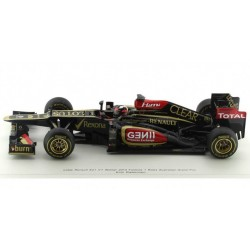 Lotus E21 Kimi Räikkönen, winner 2013 Australian GP