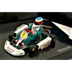 Michael Schumacher Kart Monaco 1996