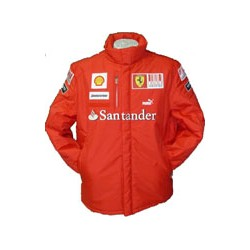 2010 Ferrari Team Winter Jacket