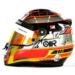 Mini casque Jules Bianchi 2014