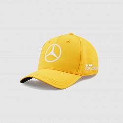 casquette Lewis Hamilton Abu Dhabi 2020
