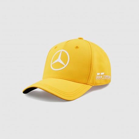 Lewis Hamilton Abu Dhabi Cap
